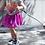 Thumbnail: Pink Foil/ Sparkle Skirt