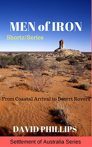 Men of Iron  Book by David Phillips