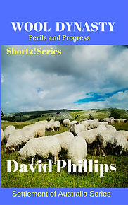 Wool Dynasty  Book by David Phillips