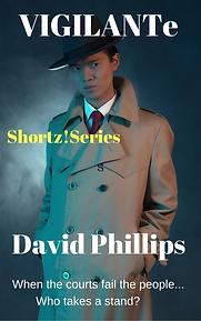 VIGILANTe  Book by David Phillips