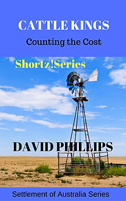 Cattle Kings  Book by David Phillips