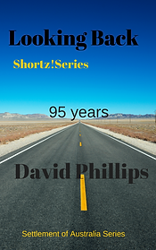 Looking Back  Book by David Phillips