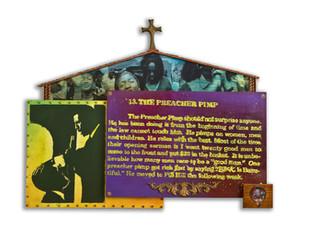 The Preacher Pimp
