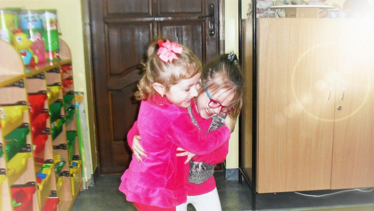 Dzieci z oddziałów przedszkolnnych