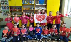 Dzieci z oddziałów edukacji wczesnoszkolnej