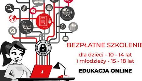 """Szkolenie """"Edukacja online"""""""