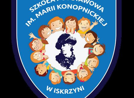 Drodzy uczniowie Szkoły Podstawowej w Iskrzyni
