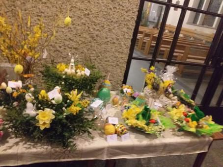 Wielkanocne pisanki i stroiki