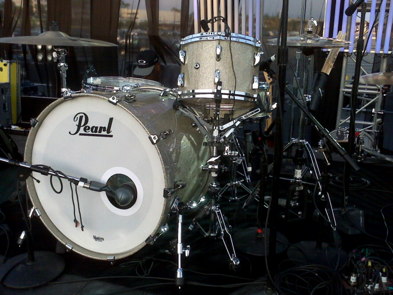 Pearl Silver Masters Kit