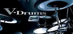 Roland V- Drums