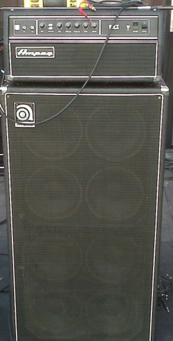 Ampeg Classic with 8-10 Cab