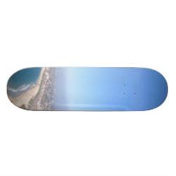 """8½"""" PV Cali Skateboard art by LW"""
