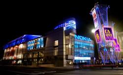 L.A. Live Nokia