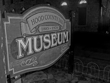Hood County Jail Museum: Case Report