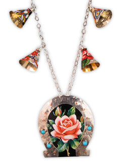 Lucky Rose Necklace