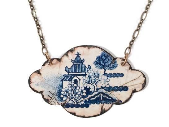 Chinoiserie Necklace