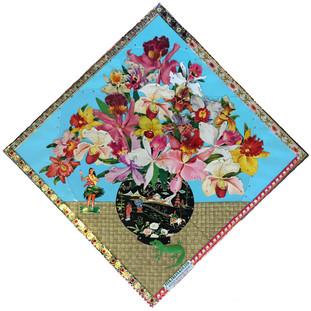 """Bouquet of Orchids"""