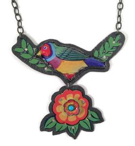 Rainbow Birdie
