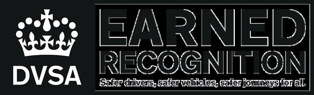 DVSA Earned Recognition Logo