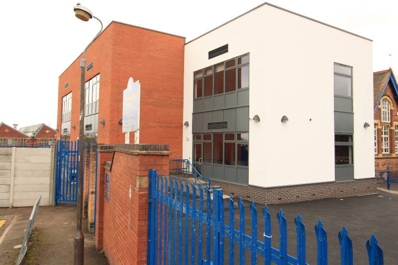 New teaching block completed