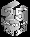 Umberslade 25th Anniversary logo_Blk_tra