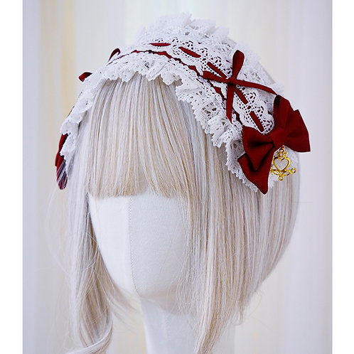 Classic Baby Doll Headdress
