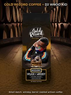 Whoo Kid + Gold Record Coffee