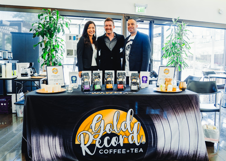 Gold Record Coffee - Midwest Music Foundation Healthcare Clinic