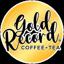 Gold Record Coffee + Tea Logo