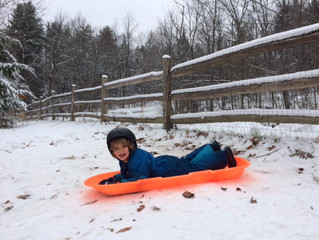 Pedagogy of Sledding