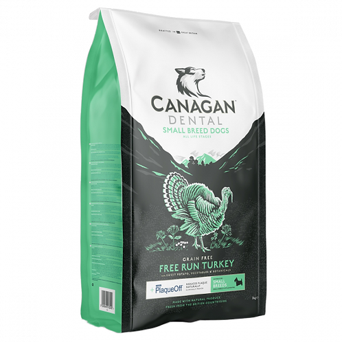 Canagan small breed dental 2kg