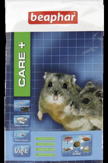 Care + dwarf hamster food 250g