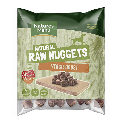 Natures menu veggie boost 1kg