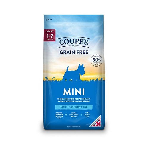 Cooper & co grain free mini 1.5kg