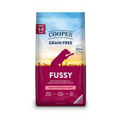 Cooper & co grain free fussy 1.5kg