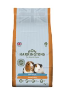 Harringtons guinea pig 2kg