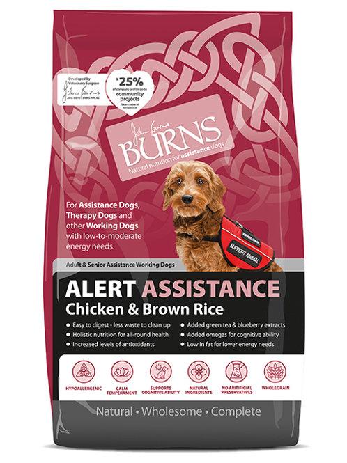 Burns alert chicken 6kg
