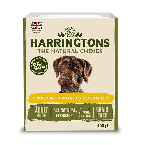 Harringtons wet food 400g