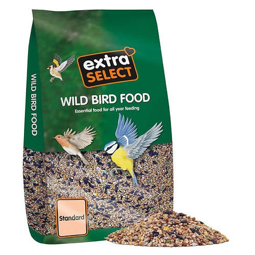 Extra select standard wild bird 20kg