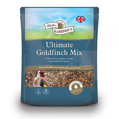 Ultimate goldfinch mix 2kg