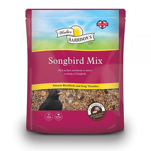 Harrisons songbird mix 2kg