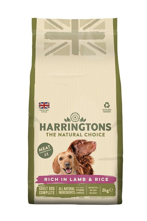 Harringtons lamb 2kg