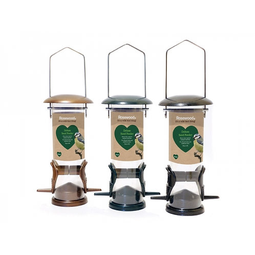 Deluxe seed feeder small