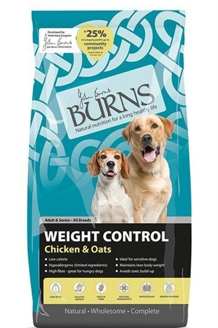 Burns weight control 12kg