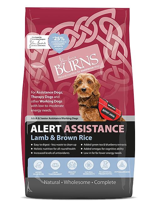 Burns alert lamb 6kg