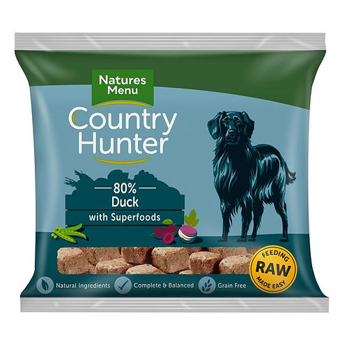 Country hunter duck 1kg