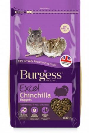 Excel chinchilla nuggets 1.5kg