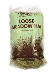 Extra select loose meadow hay