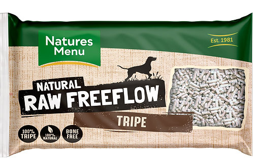 Natures menu freeflow tripe