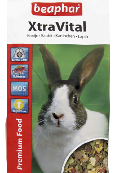 XtraVital rabbit mix 1kg